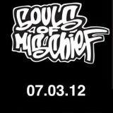 Souls Of Mischief, Support DJ Set.