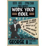 Work Your Soul- Summer All Dayer 2017