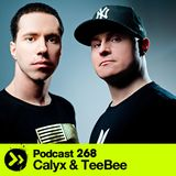Calyx & Teebee (RAM Records, Subtitles Records) @ Data Transmission Podcast 268 (01.11.2012)