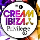 Sasha b2b Pete Tong - Live @ Cream Privilege (Ibiza) - 02.08.2014