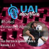 Enzo Díaz / Fútbol