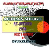 AFRICAN SOURCE[Bongo/Naija/Local beats]-Spinners Sounds Djs.-Dveej Kelitabz.