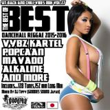 GOODIES SOUND Japan presents THE BEST OF BEST 2015-2016 DANCEHALL REGGAE MIX