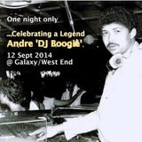 Uncle Cal's Dr Boogie Tribute Mix Sept 2014