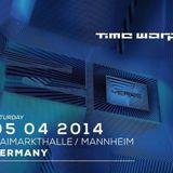 Pan-Pot - Live @ Time Warp 2014 (Mannheim, Germany) - 05.04.2014