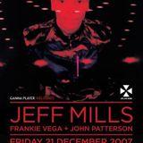 Frankie Vega & John Patterson Live at Smartbar - Opening set for Jeff Mills