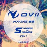 OVii - Voyage #8 - Sounds of Summer - Vol 1 (Mai 2015)
