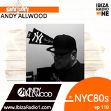 Sanctuary Show 110 with Guest Mix by _NYC80s ~ Ibiza Radio 1 ~ 02/06/19