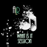 ALR Radio Show  11 - 12 - 2016 Dj Sinopoli Ciro - what is it  Session