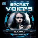 Secret Voices 41 (December 2013) Vocal Trance