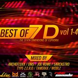 Tamerax - Best of 7D: The Seven Dimensions of Euphoria - Freeform Mix