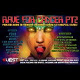 "90s Hard-Trance Mix at ""Rave For Cancer"" (10.08.2013 @ Quest House, Belfast, Northern Ireland)"