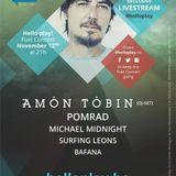 Amon Tobin @ Hello Play! Fuel Concert, Belgium - 12/11/2014