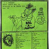 Conquering Sound - Raggamuffin 89 by Ragga Don