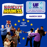 """Show 87 """"Brexit Madness"""" (March 2019)"""