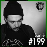 Get Physical Radio #199 mixed by Santé