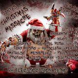 Dj Proton @ Santas Christmas Massacre on Electrocution Radio 2012-12-24