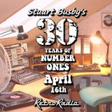 30 YEARS OF NUMBER ONE'S - APRIL 16th - STUART BUSBY