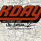 KDAY 1580 AM Stereo Mix Session #2