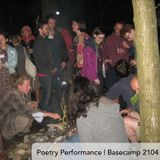 Poetry Performance | Basecamp 2014