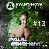 AVANTINOVA RADIO #13