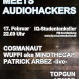 Patrick Arbez Live @ Studentenkeller Brandenburg 17.02.12