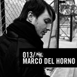 Marco Del Horno - The Fat! Club Mix 013