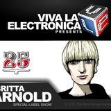 Viva la Electronica pres Britta Arnold (Bar 25)