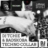 DJ BADSKOBA & DJ TCHIE IN TECHNO COLLAB