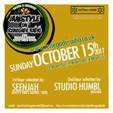 Jamstyle On Renegade Radio (October 2017) | SeenJah (Natty Vibes Sound) ls. Studio Humbl