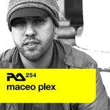 Maceo Plex Live @ Dance Department  01/12/2012