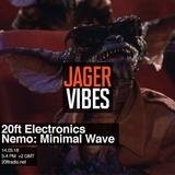 20ft Electronics: Minimal Wave w/ Nemo @ 20ft Radio - 14/03/2018