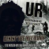 Resist The Mechanic