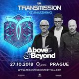 Above & Beyond @ The Awakening, Transmission Prague, O2 Arena Prague, Czech Republic 2018