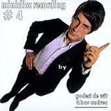 minidisc recording part 4
