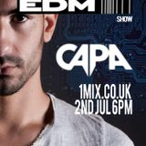 063 The EDM Show with Alan Banks & guest CaPa