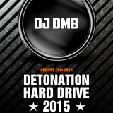 Detonation Hard Drive 2015 . Classic & Retro Hard House . 100% live 100% Old Skool 100% Vinyl