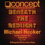 Concept - Beneath The Redlight - Michael Hooker