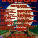 The Texas Highway Radio Show 2017 N°21