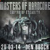 Mad Dog & Noize Suppressor live @ Masters of Hardcore - Empire of Eternity (Den Bosch) 29.03.2014