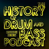 Future Element - The History Of Drum And Bass Podcast Episode 24 (02.10.16)