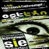 Hanson & Schrempf (Live PA) @ Ostton Meets Rohrmusik - Zoom Nürnberg - 31.10.2005