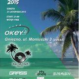 Smash @ After Time (Okey Club, Gniezno, Poland) - 21-11-2015