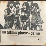 Cassette Mania vol. 19 - Metalmorphose  'Maldição' Demo (1986)