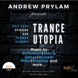 Andrew Prylam - Trance Utopia #068 [12.07.17]