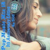 Pop Music Mix 18 - 9th Anniversary Edition