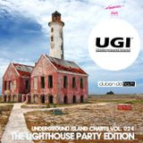 Underground Island Charts Vol. 024 (The Lighthouse Party Edition) by Duben De Fresh Nov. 2015