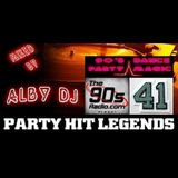 Party Hit Legends #41 - The Best 90's Hits Songs