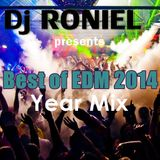Best of EDM 2014 - Mixed by Dj RONIEL