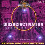 CELLOPHANE H2017.9  DISSOSCIACTIVATION Speed of light